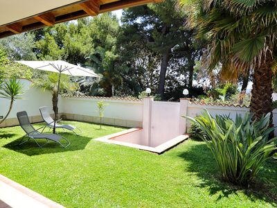 Photo for Villa Carla 150 meters from the beach