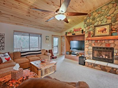 Photo for 'Rosie's Retreat' Show Low Family-Friendly Cabin!