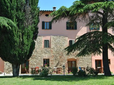 Photo for APARTMENT 3 + 2 PAX IN AGRITURISMO