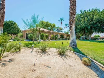 Photo for Cool Rancho Mirage Oasis With View