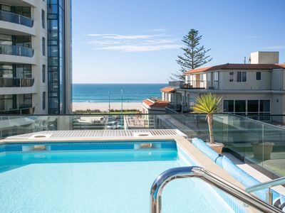 Photo for Luxury Sea Views @ Mount Maunganui