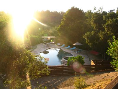 Photo for Santa Cruz Luxury Private Estate With Pool, 5 Bedrooms, 5 Baths On 3.5 Acres!