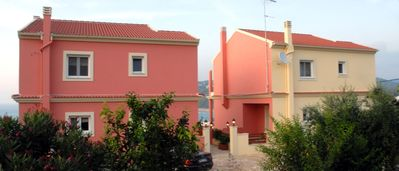 Photo for SAN STEFANOS NW CORFU VILLAS IN THE BEACH.....................................