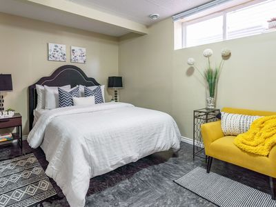 Photo for Clean spacious 1 bedroom private Suit