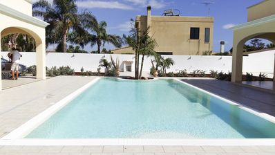 Photo for TORTUGA VILLA APARTMENT N. 3 WITH POOL OFFER LAST MINUTE