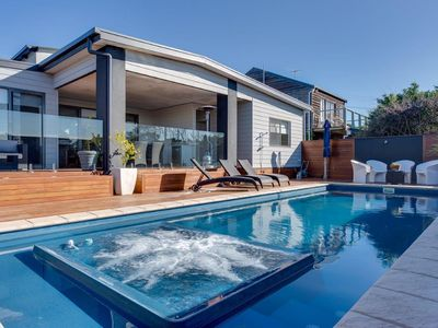 Photo for COASTAL LUXURY - Surfside with Pool & Spa