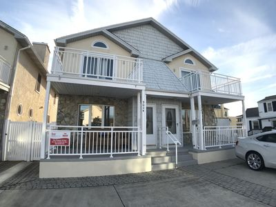 Photo for Recently Renovated 3 Bedroom 2 Bath Town home  Just steps to the Beach