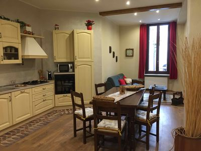 Photo for Lovely apartment in Cuneo Center