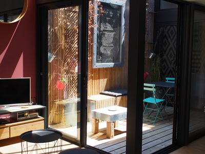 Photo for Cocoon in peace with Patio