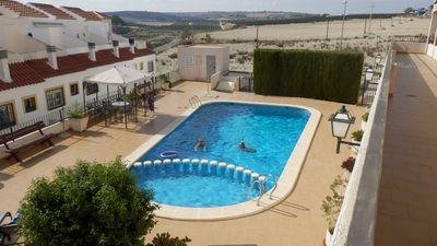 Photo for Townhouse in a quiet Spanish town in lovely setting 25 minutes from the coast