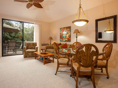 Photo for Quiet and Private!  In the heart of the Wailea Resort!