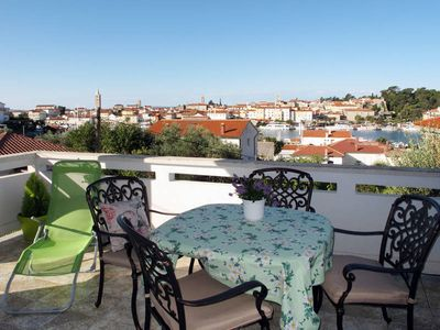 Photo for Apartment Hoba  in Rab, Kvarner Bay - 4 persons, 1 bedroom