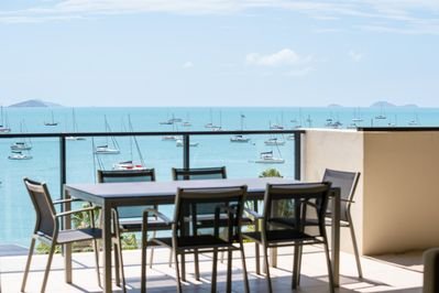 Absolute water Front is This Apartment, The Views Are The Best In Town.