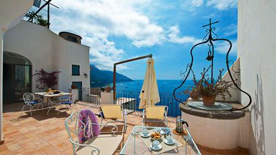 Photo for VILLA GINA - HOLIDAY VILLA - POSITANO - AMALFI COAST