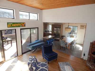 Photo for Newly Renovated ~ Great for Families!  Vaulted ceilings,  4br/2bath,  Sleeps 12