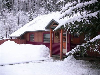 Photo for Snow Basin, New Moon Lodge, a Rustic Jewel in the Mountains