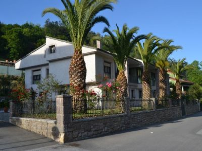 Photo for Rural apartment las palmeras for 5 people