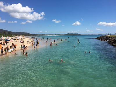 Photo for A Bigger Slice of Paradise in Crescent Head