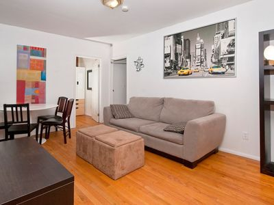 Photo for Chic & Modern 2 BR on Upper East Side