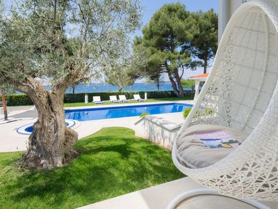 Photo for Design villa Helena with seaview,  sauna, whirpool and pool