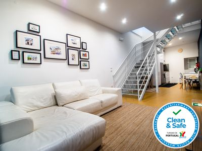 Photo for Completely renovated and fully equipped house in the heart of Aveiro