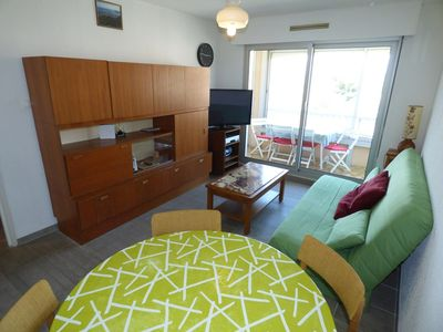 Photo for Rental apartment 6 people, beaches and shops on foot