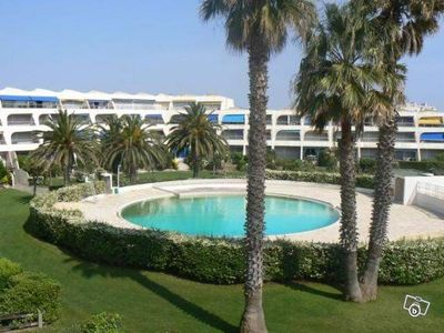 Photo for rent apartment Port-Camargue (Grau du Roi)