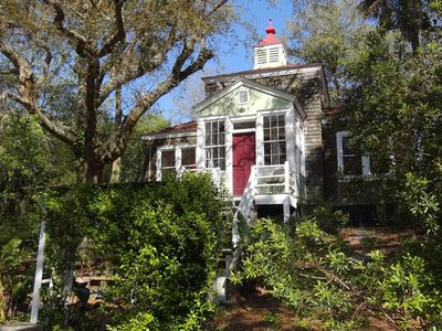 Photo for Couples Retreat - Walk to Beach & Downtown Folly!