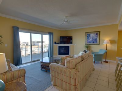 Photo for Ocean Bliss 401 - beautiful, spacious, modern, 4 br, occupancy 12. Has outdoor pool FREE Wifi, 2 ...