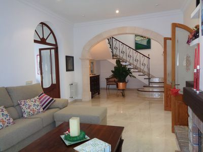 Photo for Elegant and comfortable house in winter and summer. MARGA HOUSE