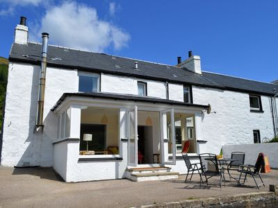 Photo for Quiet village location in beautiful valley close to Dunoon, Argyll. Sleeps 7, pet friendly