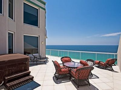Photo for 19th Floor 5BR/5.5BA Penthouse~ Private Hot Tub~ Unbeatable Views!!