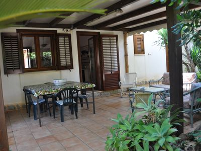 Photo for Villa Daniela at 200 meters from the beach
