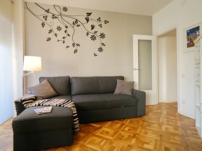 Photo for Apartment in Barcelona, very close to Sagrada Familia