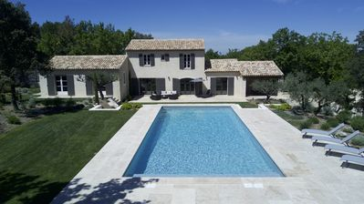 Photo for Provencal Bastide for 8 to 12 people with swimming pool close to Saint-Rémy-de-Pce