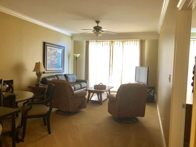 Photo for 3 BR/2 BA Premium Unit ~ Calypso Resort @ Pier Park INCLUDES BEACH SERVICE!