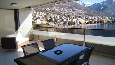 Photo for Holiday apartment Locarno for 1 - 4 persons with 2 bedrooms - Holiday apartment
