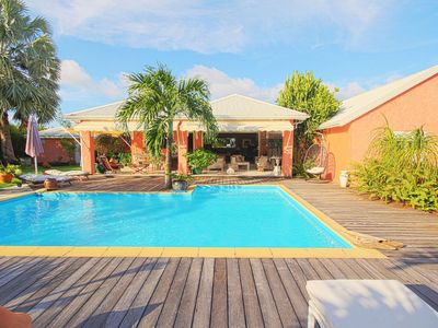 Photo for Comfortable villa with pool (GPSF33)