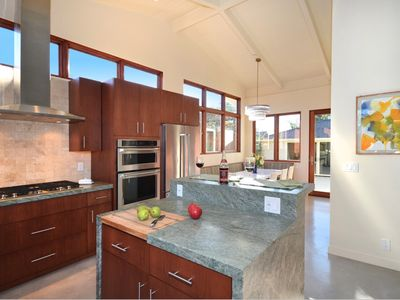 Photo for STUNNING modern home on Pleasure Point in Santa Cruz!