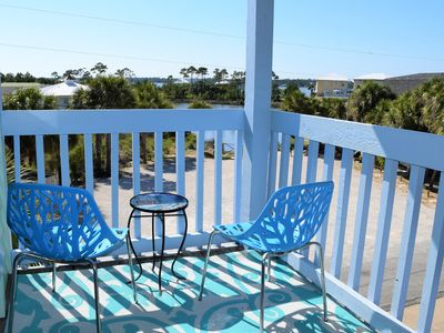 Photo for Ariel's Tavern - Lagoon View, Yards from the Beach, Newly Remodeled