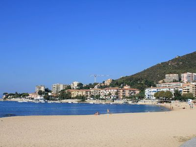 Photo for AJACCIO - Beautiful apartment feet in water at Trottel F3-283