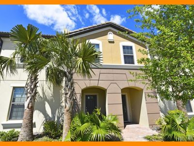 Photo for Windsor at Westside 53 - Stylish townhouse with private pool near Disney