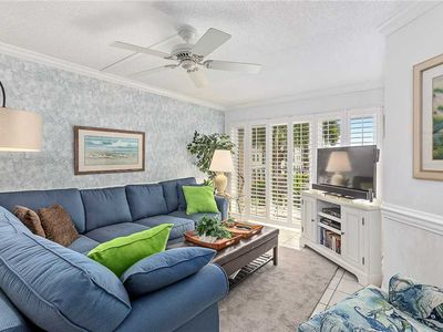 Photo for Steps from the Beach!Oceanfront Condominium with Pool and Beach Access