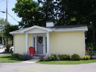 Photo for 1BR Cottage Vacation Rental in Fish Creek, Wisconsin