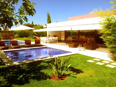 Photo for Elected one of the hottest villas for families by The Sunday Times