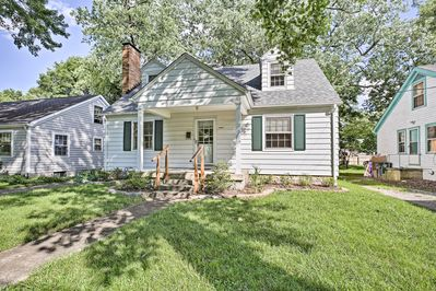 Plan your trip to this Lexington vacation rental home!