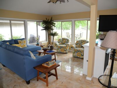 Photo for Perfect Getaway for Golfers and Families! Beautiful Moss Creek 3 BR!