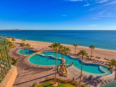Photo for Sonoran Sea E-802 Star of The Sea Getaway 2 BR Oceanfront