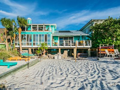 Photo for Spacious Clearwater Beach Oceanfront Pool Home!