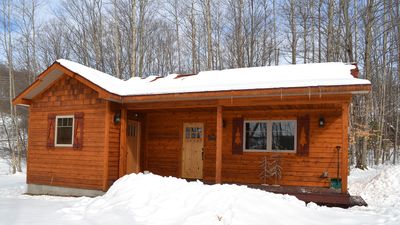 Photo for Brand new, custom cabin with top-of-the-line amenities in Bellaire, Michigan.